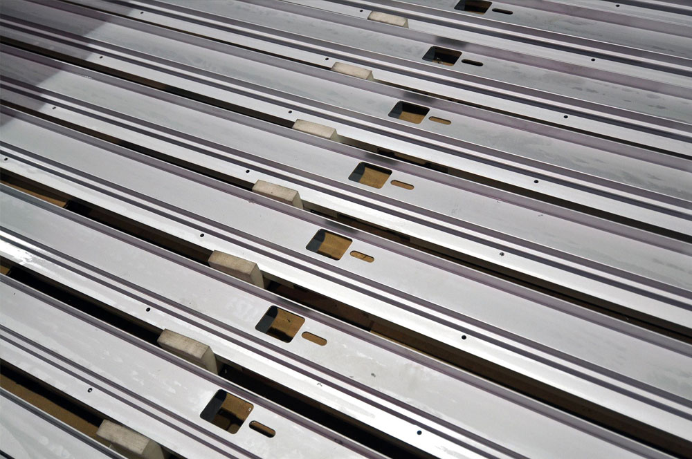 Recycled Aluminum Supports Green Construction